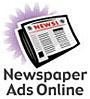 Online Newspaper Ad